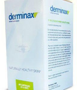 Derminax – Pozbądź się wyprysków oraz trądziku z pomocą jednej kuracji specjalnymi pastylkami!