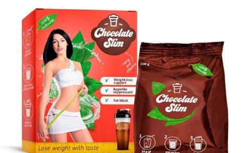 Chocolate Slim i raduj się znakomitym smakiem ulubionej czekolady i równocześnie spalaj tłuszcz.