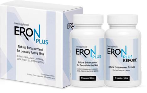 Eron Plus – Walka z zaburzeniami erekcji przenigdy nie była tak prosta! Wypróbuj to sam juz dziś!