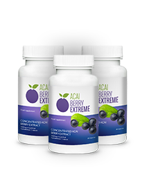 Acai Berry Extreme – Koniec z bezowocnymi farmaceutykami! Oryginalna formuła sprawia, że odchudzanie staje się łatwe!
