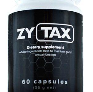Zytax – środek na usunięcie problemów z erekcją