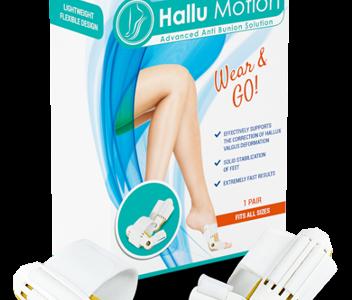 Hallu Motion – najskuteczniejsza broń przeciwko halluksom. Przetestuj już teraz!