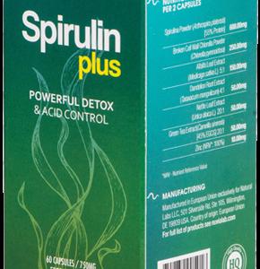 Spirulin Plus- Skuteczny detoks bez uciążliwych głodówek? Skuteczne odkwaszanie organizmu bez katorżniczych poświęceń? Tak, to możliwe!