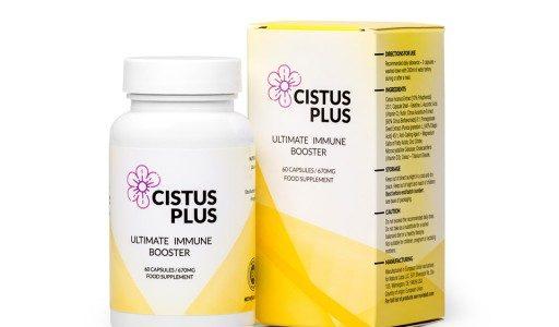 Cistus Plus – Usprawnij swój system odpornościowy dzięki innowacyjnemu specyfikowi jakim jest Cistus Plus!