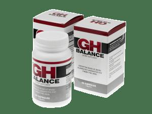 GH Balance – Wypracuj umięśnione ciało bez zbytecznego tłuszczu w kilka tygodni