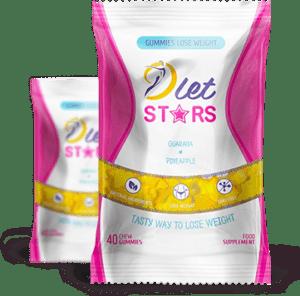 Diet Stars – Strata kilogramów nigdy nie była tak łatwa!