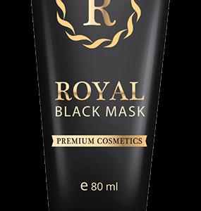 Royal Black Mask – Zadbaj o własną cerę i zapewnij jej delikatny wygląd