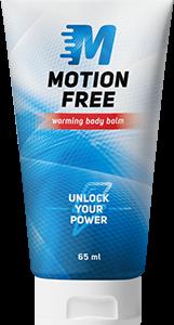 Motion Free – Ból stawów przenigdy nie był tak łatwy do przezwyciężenia