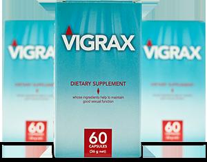 Vigrax – Tabletki na potencję umożliwiające dłuższe napawanie się seksem!