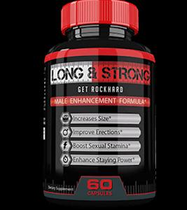Long&Strong – Dłuższa, mocniejsza i twardsza erekcja? Przetestuj ten wspaniały suplement!