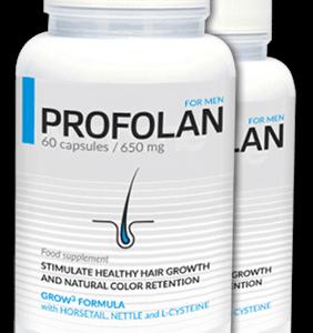 Profolan – Zatrzymaj wypadanie włosów oraz wesprzyj ich regenerację.